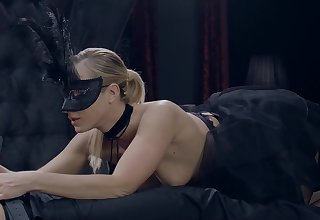 Submissive beauteous amazes with how mean she is