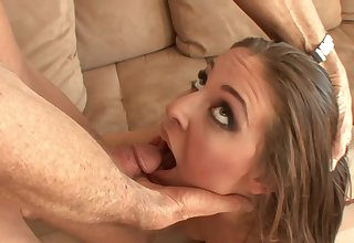 Kinky Old Men Fucks Exciting Young Cutie Babe With Gracie Glam