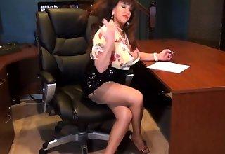 Boss Lady is Hot.