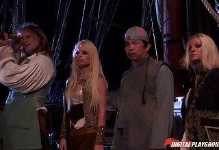Pirates - Scene 3