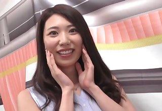 HD POV video of cute Yamagishi Aika being pleasured by her BF
