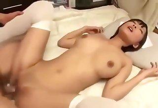 New Japanese whore in Craziest JAV clip unique