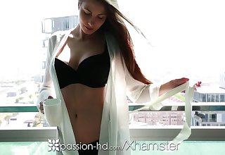 HD Passion-HD - Sensual Hotel sex with sexy Connie Carter