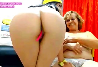 Cameravoyeur - Grown-up Lesbian Cam Whores 3