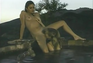 Exotic sex video Lesbian crazy , take a look