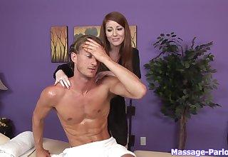 Nikki Rhodes - Massage Parlor Hot Sex Scene