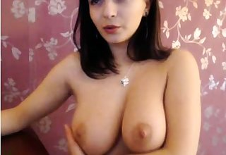 Tiro webcam girl masturbate big dildo