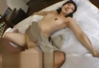 Hottest porn movie Japanese nonconforming pretty one