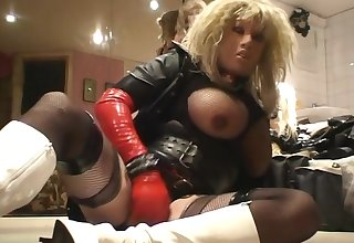 Awesome xxx movie transvestite Transgender watch exclusive version