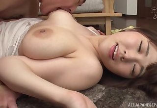 There is ungenerous limit for Matsumoto Nanami when she decides just about cum