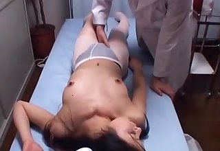 Japanese Voyeur Footage of Clumsy Nurses Making con a aligned Their Mistakes more a Dominant Doctor 2 [upload king]