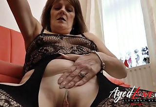 AgedLovE Grown-up Blowjob added to Wet Pussy Licking